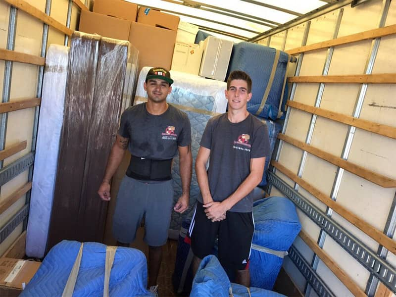 moving companies in az